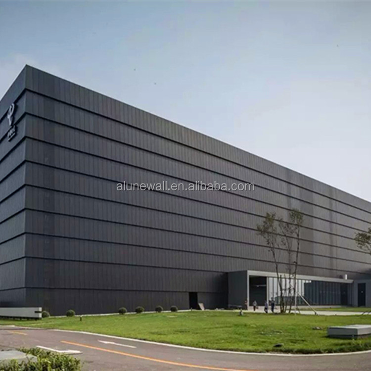 Fireproof B1 double sided aluminum composite panels with good quality