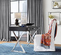 Modern strong living room three drawers mirrored console table