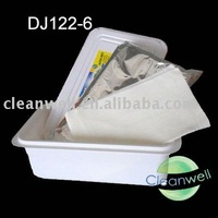 (DJ122-4)Disposable wet mop wipe / disposable wipe