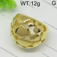 2015 Powell Newest Arrival strawberry gold engagement rings