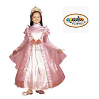 Girl's costume for pink fairy (06-429)