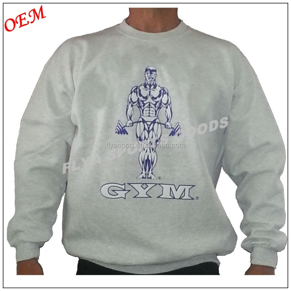 Super Sized Gym T Shirts For Mens Cotton Custom Wholesale