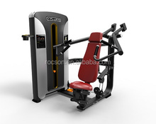 Selectorized machine/Commercial use gym equipment/Converging Shoulder press