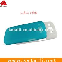 Popular ultra thin plastic phone case for galaxy s3, made of pc