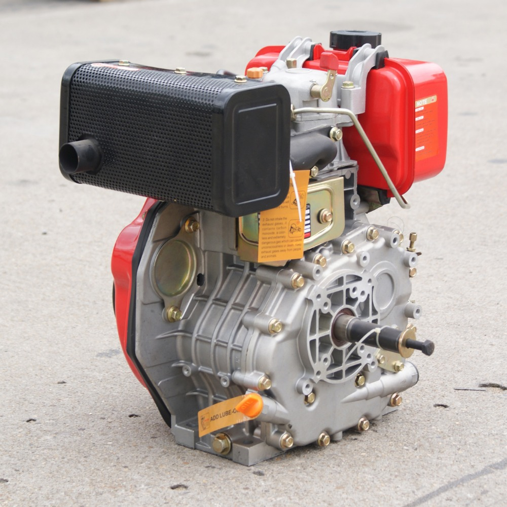 Chinese Air Cooled Single Cylinder Diesel Engine Model