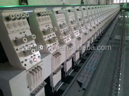 flat tajima embroidery machine