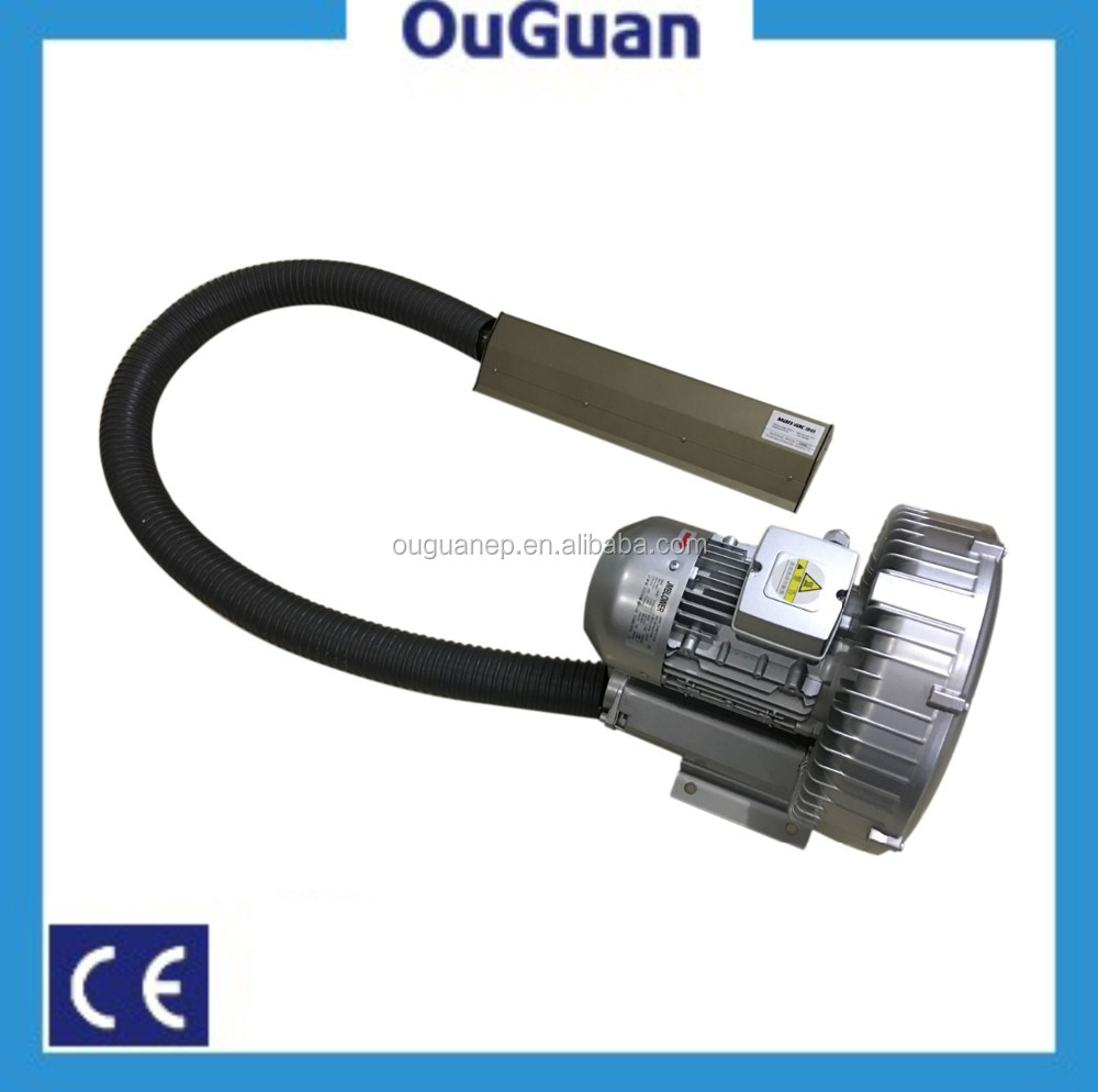 Blower Powered Air Knives : List manufacturers of customized metal face plate buy