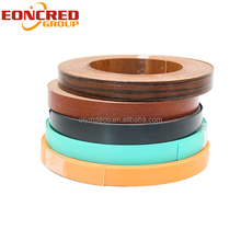 Colorful Soft PVC Plastic Edge Banding Strip for Wood Panels