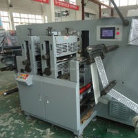 DBGS320 Type High Speed Full Auto Die Cutting Machine For Blank Label And Printed Label