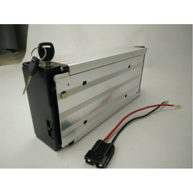 Rear rack case e bike battery 48v 12ah/15Ah/20Ah lead-acid battery e-bike