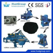 China Waste Rubber Tyres Recycling machine / Tire Recycling Machine Russia