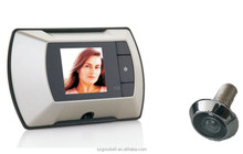 "2015 Newest Design Digital Peephole Door Wireless Viewer 2.4"" Color lcd door camera"