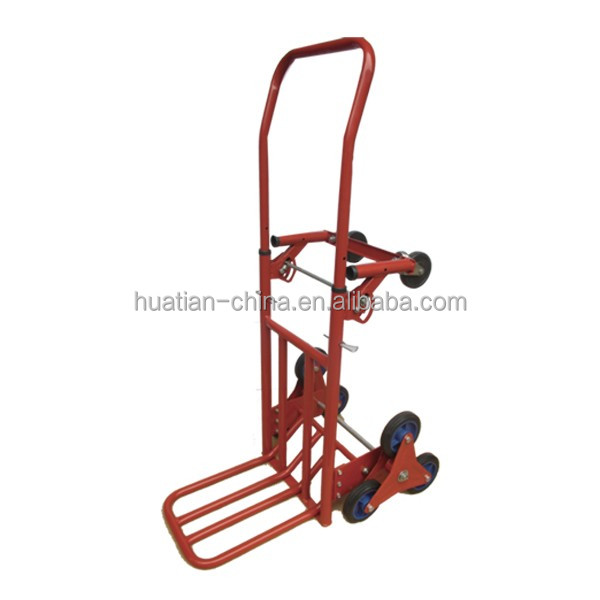 HT2023B Foldable stair climbing hand trolley,Hand Truck Carts