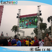 Energy saving full color HD LED video display screen av outdoor events rental stage led screen