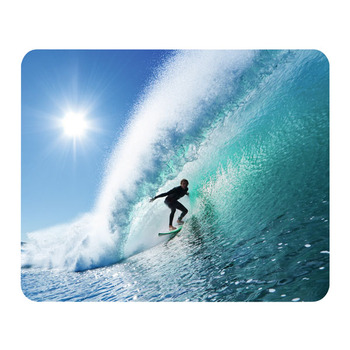 Beautiful Scenery  print Rectangle Non-Slip Rubber Mousepad  Mouse Pad 220*180*2MM