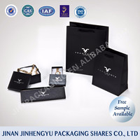 custom heavy duty waxed hair logo clothes gift packaging boxes