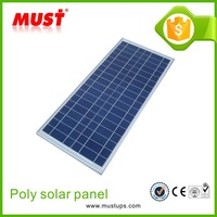 2016 100w poly pv panel/PV best price power 100W solar panel 12V Battery Charging