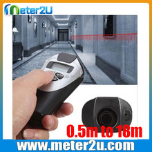 Precision outdoor laser distance electronic ultrasonic /ultrasonic tester