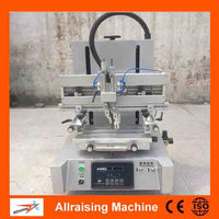 Semi Automatic Cheap Price Of Screen Printing Machine