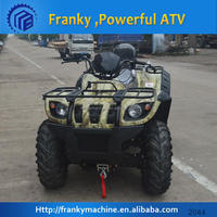 Multi function atv 500cc plough for atv