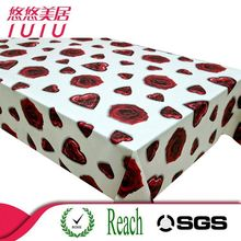 New Design China manufacturer fabric painting table cloth