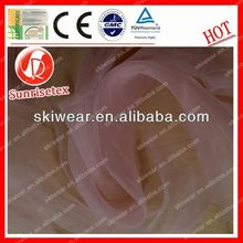 plain weave anti-static fabric glass wool panel from china manufacturer