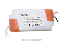 wholesale price external led driver 30w 700ma dimmable dc34v