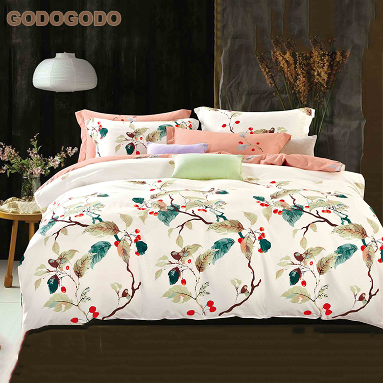 Best Factory Price Super King Size Comforter Sets Luxury 100% Cotton Bedding Set Home Textile