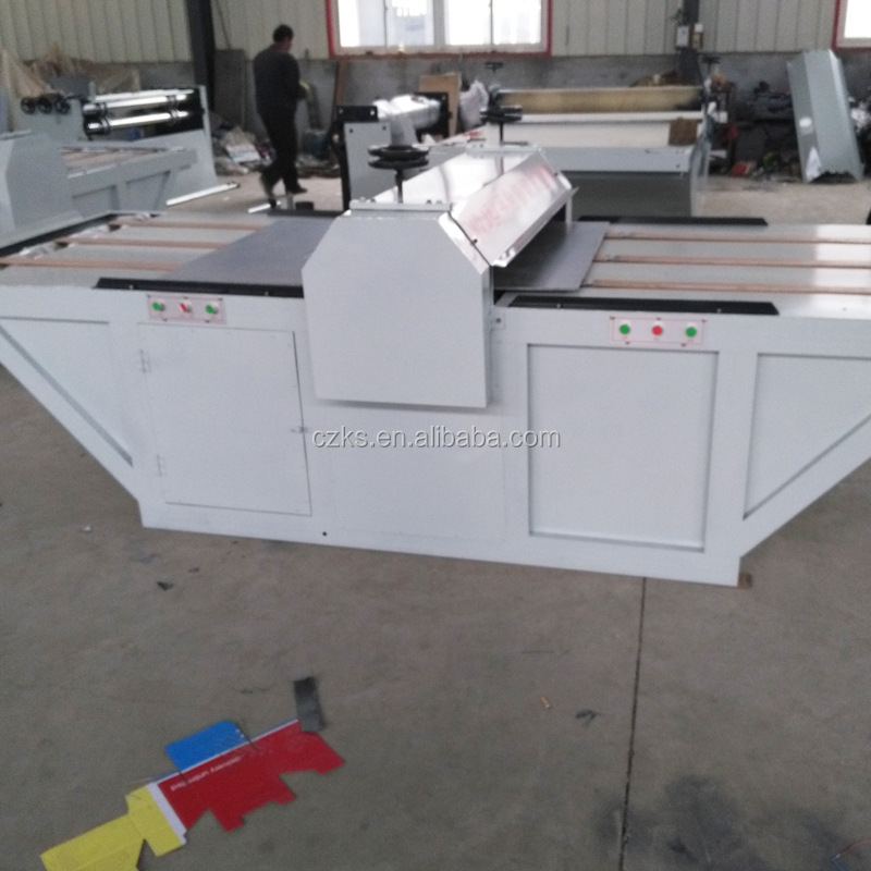 CE authentication high quality platform die cutting machine