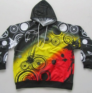 2017 best quality sublimation hoodies