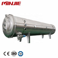 liquid industrial stevia extract powder vacuum belt dryer low temperature continuous GMP standard