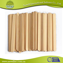 Wholesale wooden gelato stick With logo