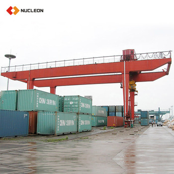 100 Ton RMG Heavy Lift Crane Price