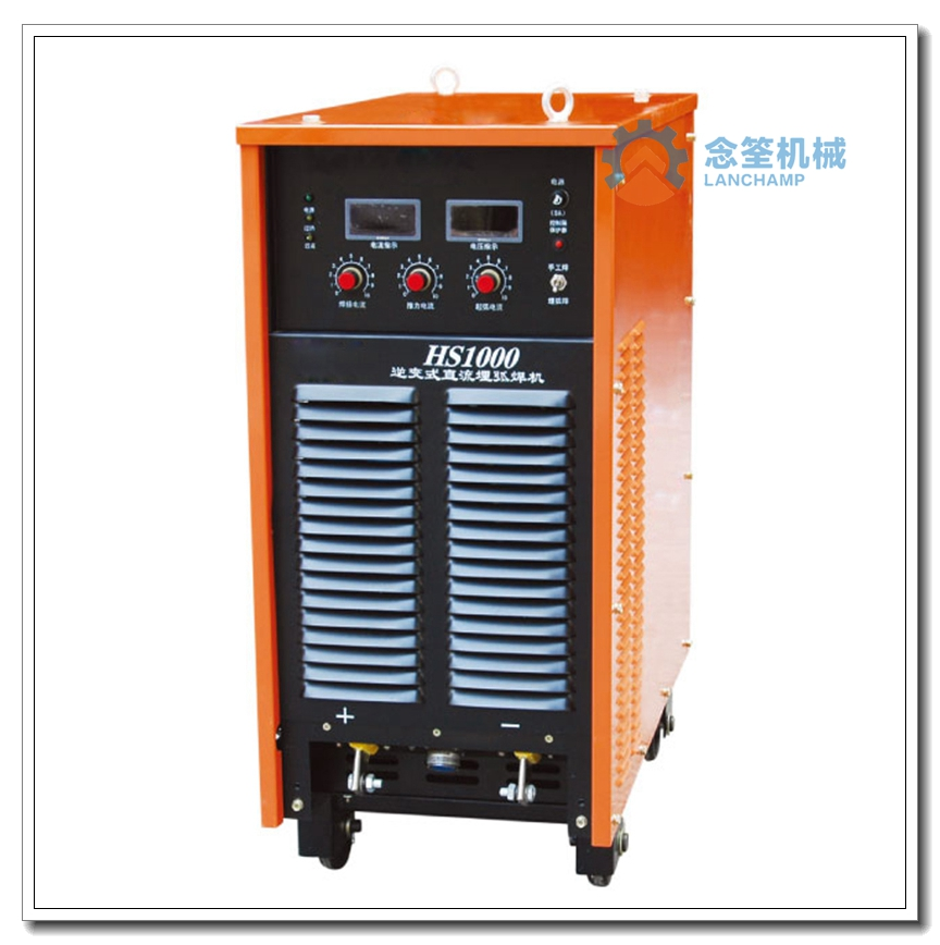 Power Source for HS 1000A Automatic Inverter DC IGBT Submerged Arc Welding Machine