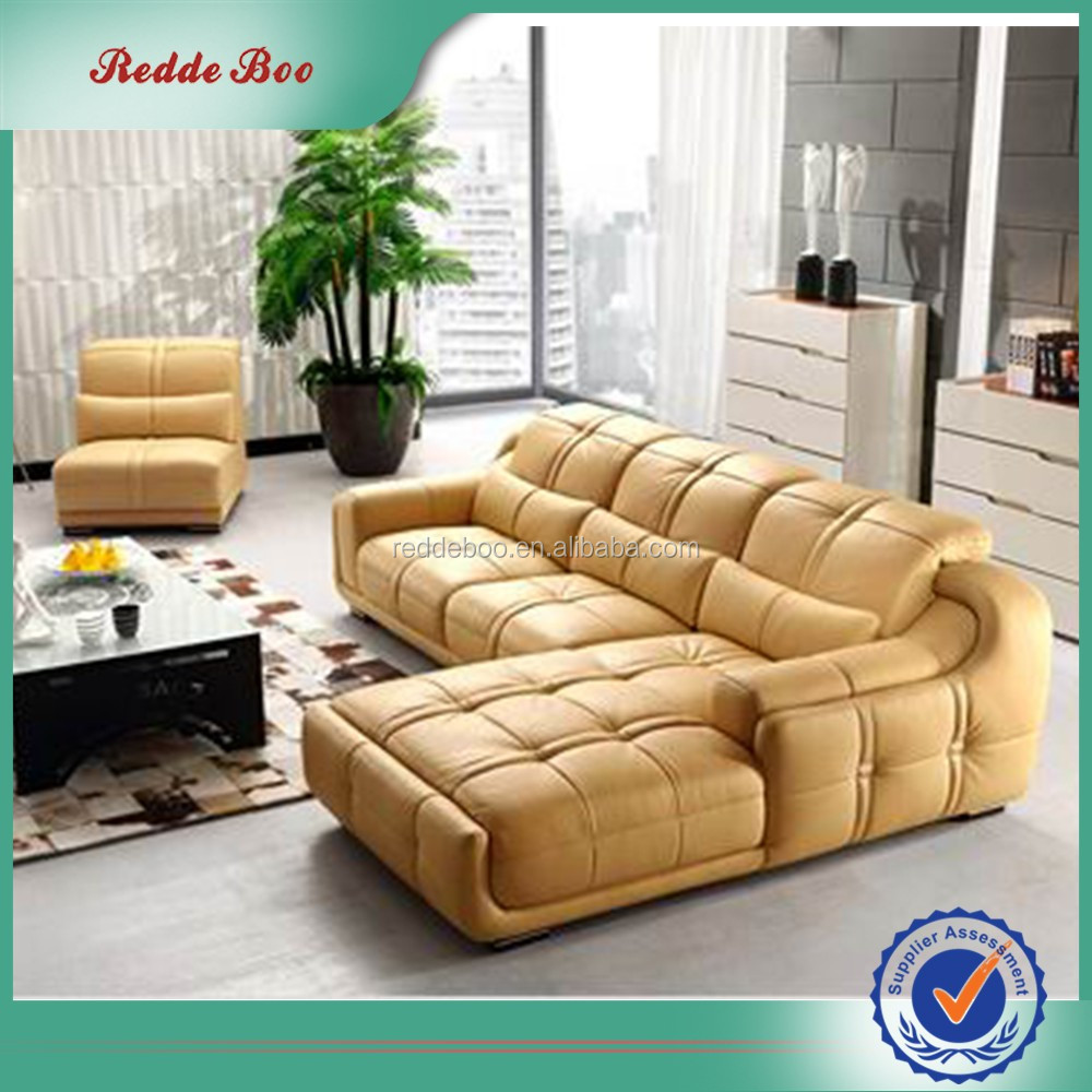 French Style chinese sectional leather living room leather sofa price