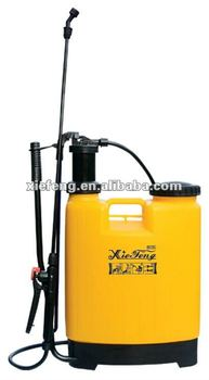12L Knapsack pressure hand sprayer/manual sprayer