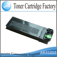 Top quality toner AR-310ST for sharp digital photocopier