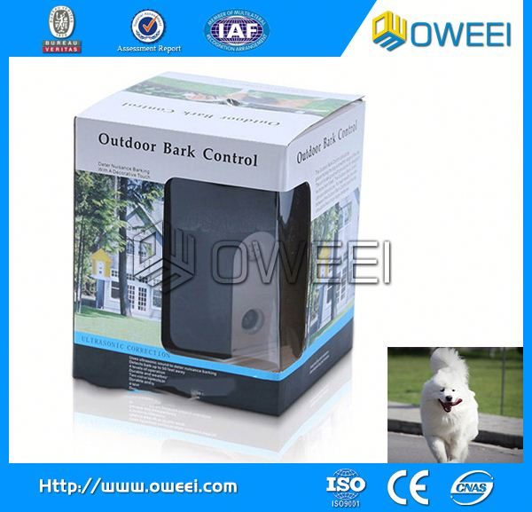 Hot Selling Waterproof bark controller No Dog Collar