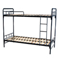 School Furniture Metal Bunk Bed Wholesale With Ladder
