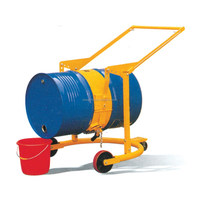 YING-LIFT Mobile Drum Carrier, Drum Karrier with 300kg Capacity
