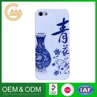 Hot Selling Customized Phone Cover Eco-Friendly Mobile Phone Hard Pc Tpu Case For Iphone5
