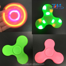 New LED MINI Bluetooth Speaker Music Fidget Spinner EDC Hand Spinner For Autism And Kids/Adult Funny Fidget Toy