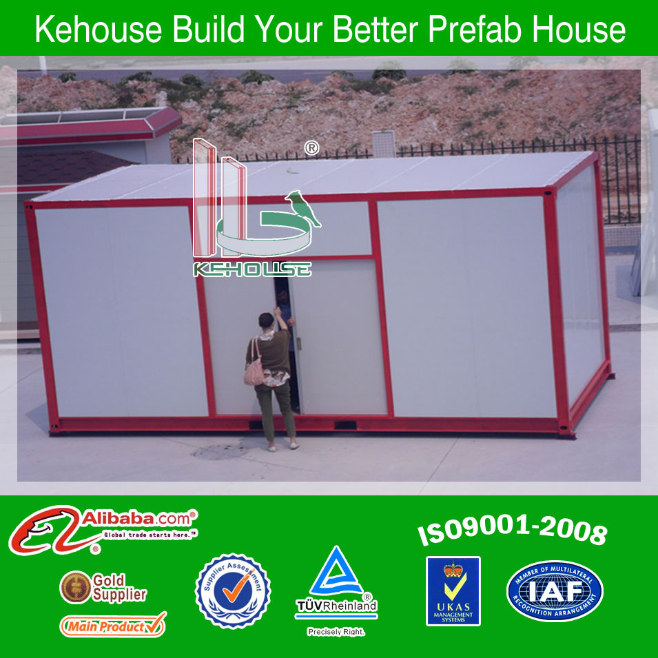 sandwich panel steel structure container home kits prefab house for sale