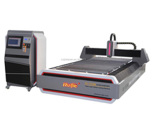 RJ-1530B Heavy Duty Metal Sheet CNC Steel Fiber Laser Cutter / Fiber Laser Cutting Machine Price