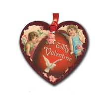 New Home Decora HEART SHAPE Carfts Wholesale Price Wall Metal Vintage Tin Signs