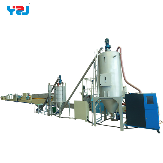 100-1000kg/h capacity semi-automatic small scale plastic recycling plant for pet bottle