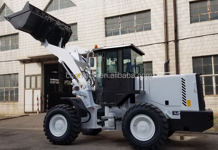 Qingzhou ZL30 wheel loader with 1.8 CBM bucket and 130HP engine