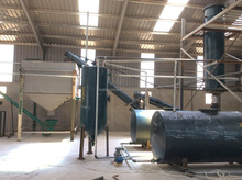 Plastic to oil machine Used tire plastic recycling plant with high oil yield