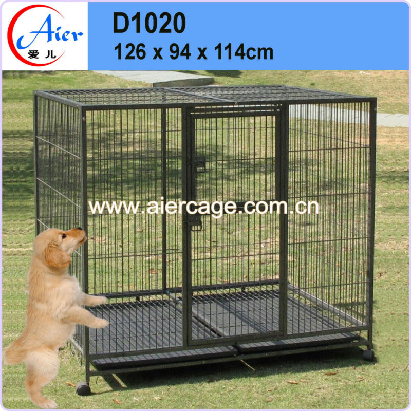 4ft dog kennel cage of nice quality