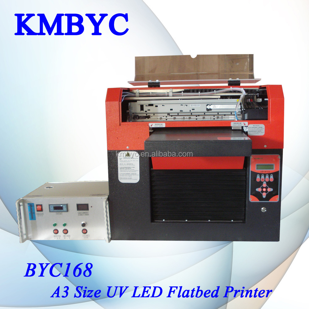 China factory hot sale leather printer machine/directly connect with a computer inkjet printer,UVled printer